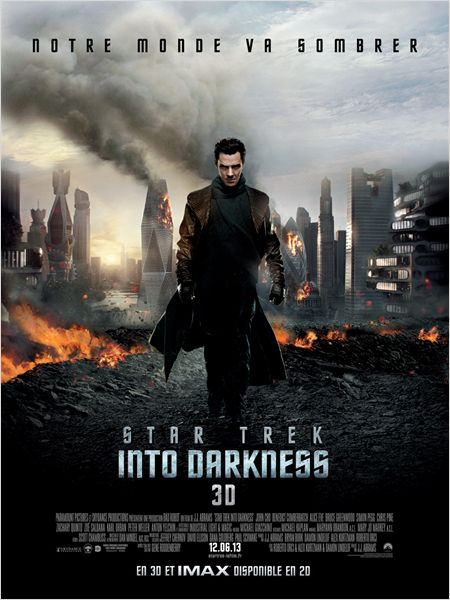 Star Trek Into Darkness affiche