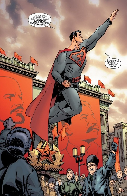 Superman Red Son 2