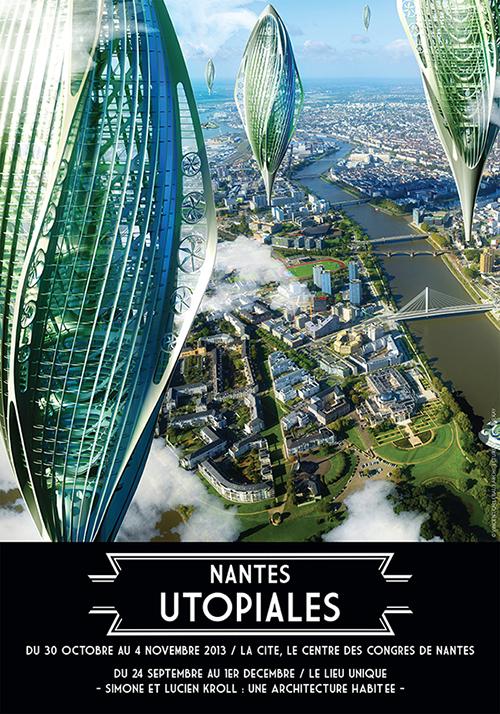 Utopiales 2013 - affiche