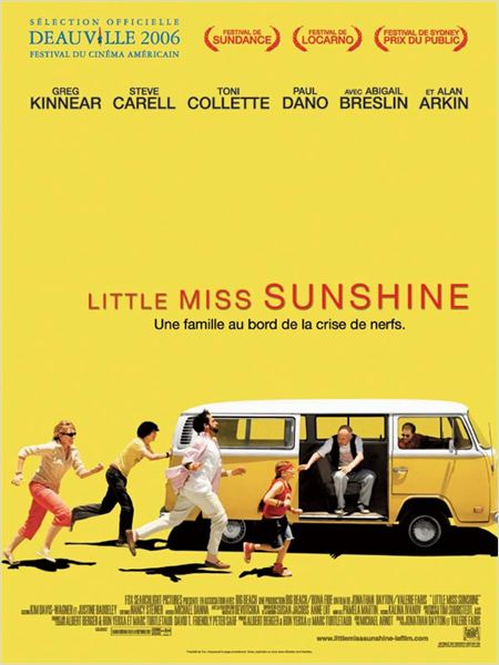 Little Miss Sunshine affiche