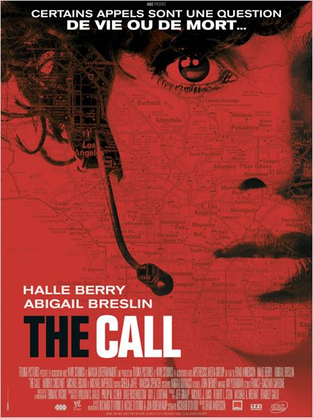 The Call affiche