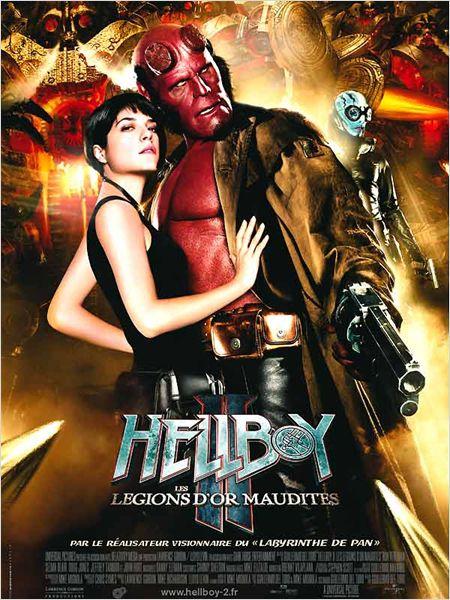 Hellboy 2 - affiche