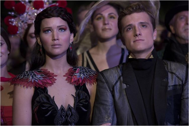 Hunger Games l'embrasement - 1