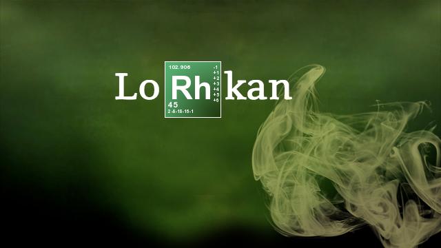 """Pour la petite histoire, """"Rh"""" c'est le rhodium."""