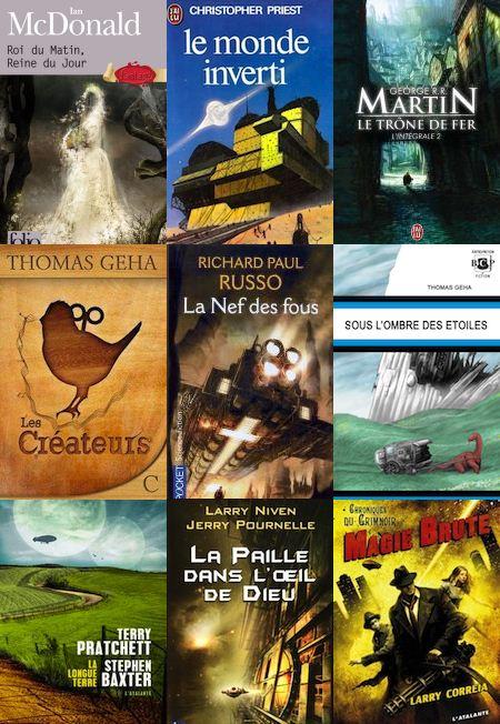 Best of livres 2013