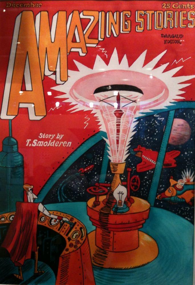 Utopiales 2013 - expo Souvenirs de l'Empire de l'Atome 01