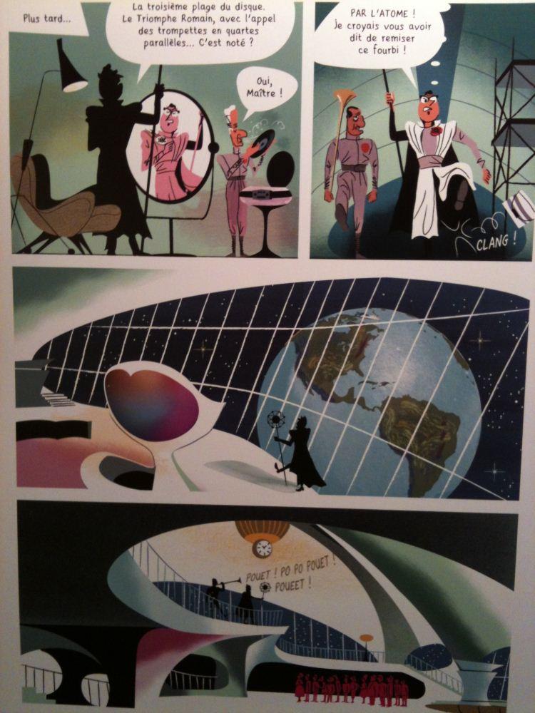 Utopiales 2013 - expo Souvenirs de l'Empire de l'Atome 02