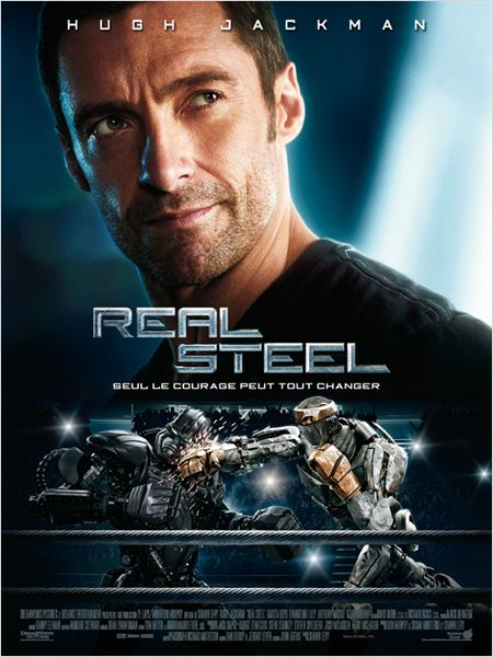 Real Steel - affiche