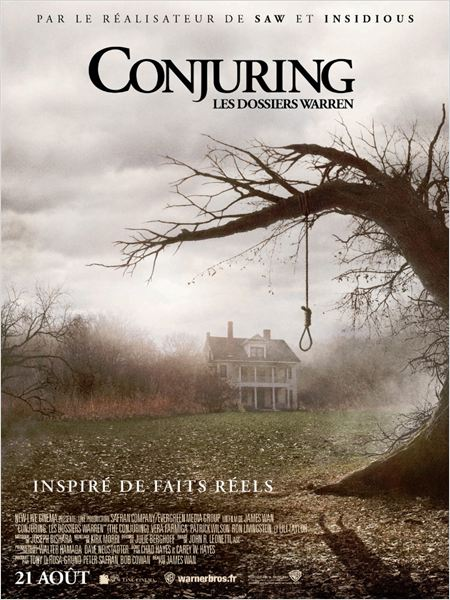 Conjuring-affiche