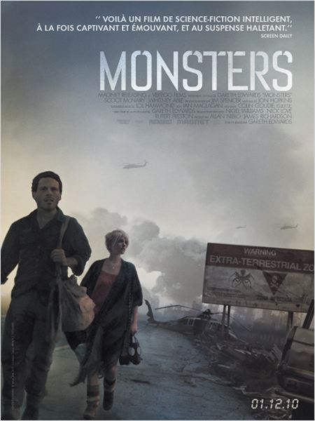 Monsters - affiche