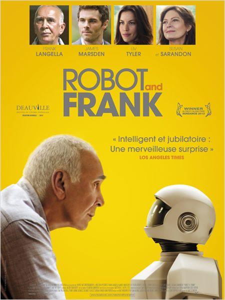 Robot et Frank-affiche