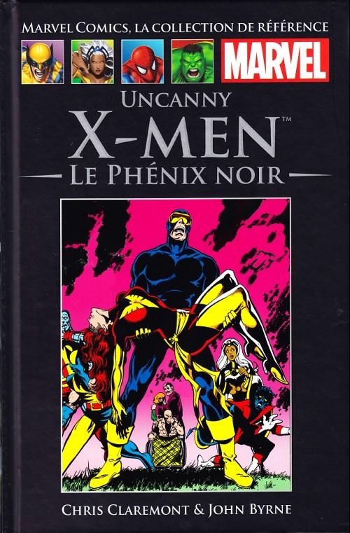 Comics Hachette 02 - Uncanny X-Men, Le Phénix Noir