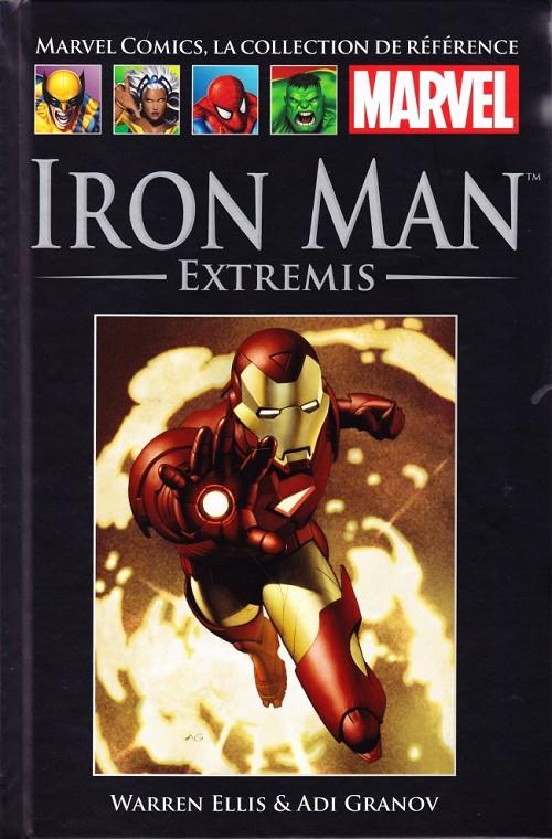 Comics Hachette 03 - Iron-Man, Extremis