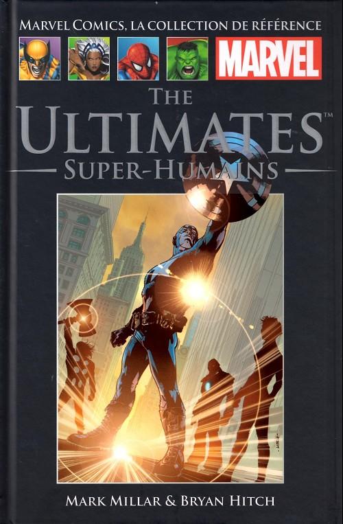 Comics Hachette 04 - The Ultimates, Super-Humains