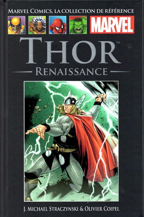 Comics Hachette 06 - Thor, Renaissance