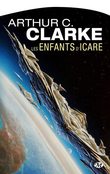 Les enfants d'Icare - Clarke