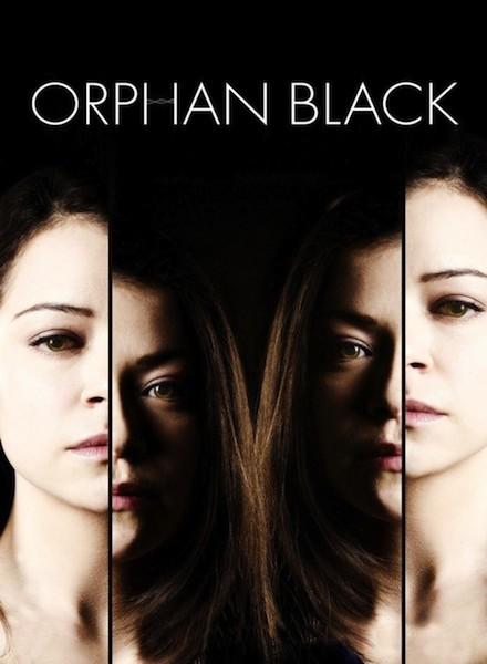 Orphan Black - affiche