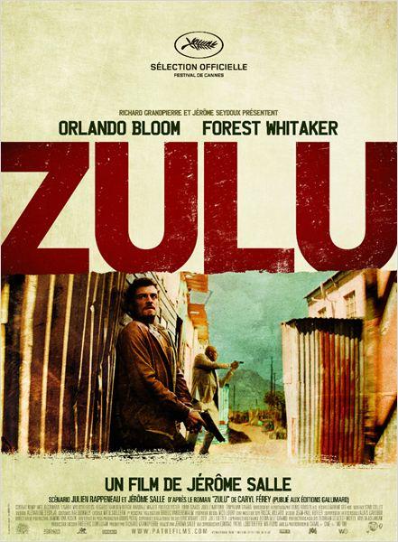 Zulu - affiche
