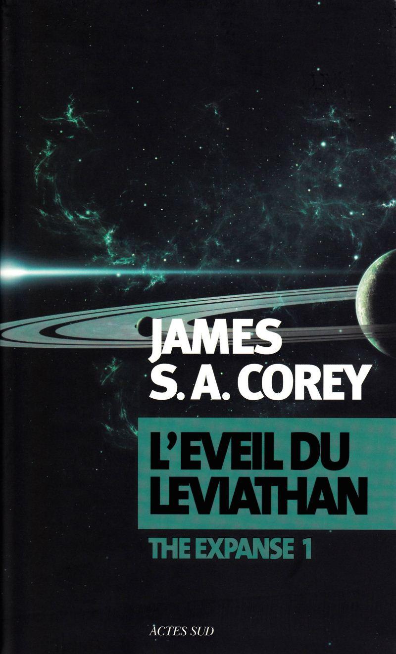 L'éveil du Léviathan - Corey - couverture