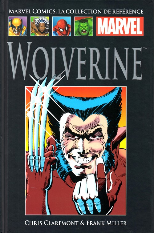 Comics Hachette 08 - Wolverine