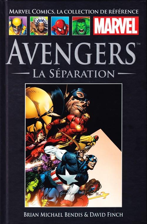 Comics Hachette 09 - Avengers, La Séparation