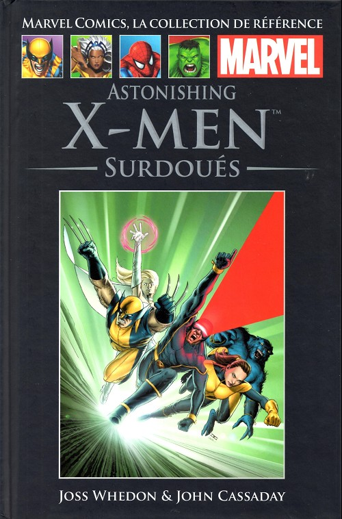 Comics Hachette 11 - Astonishing X-Men, Surdoués