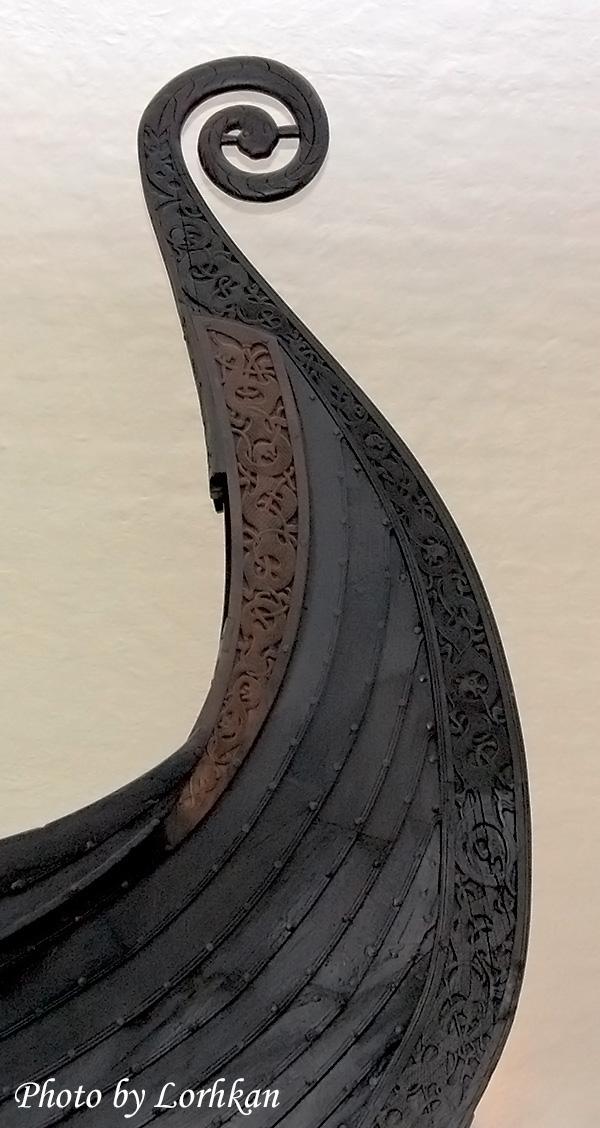 Bateau viking - 2