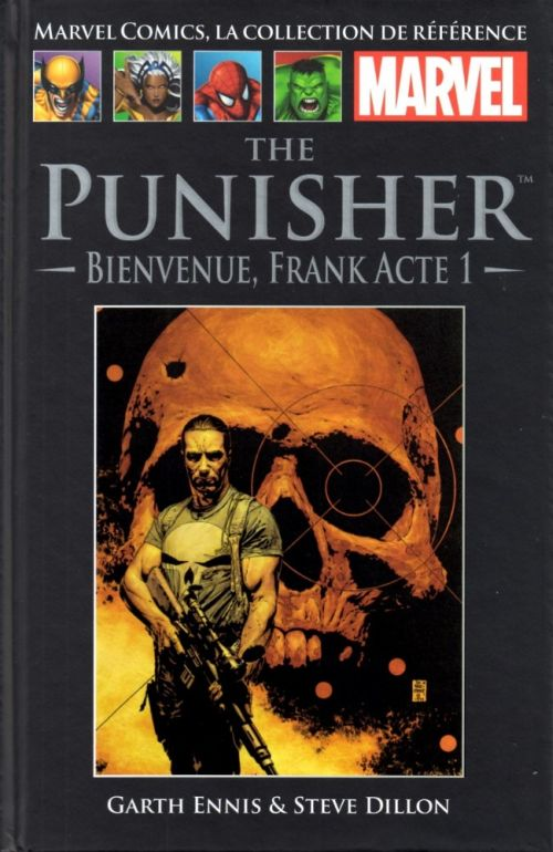 Comics Hachette 14 - The Punisher - Bienvenue, Frank - Acte 1