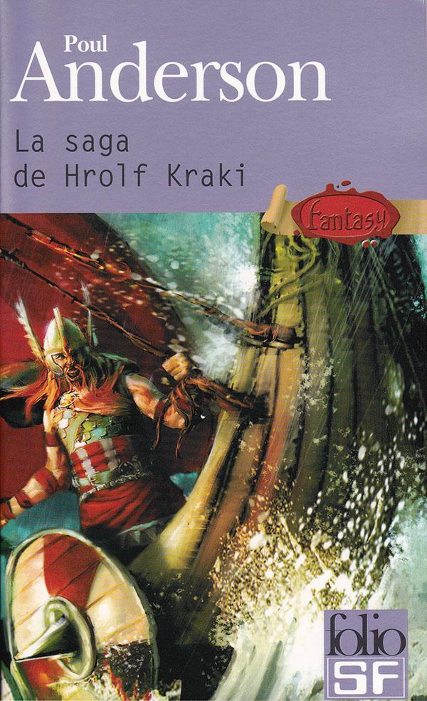 La saga de Hrolf Kraki - Anderson