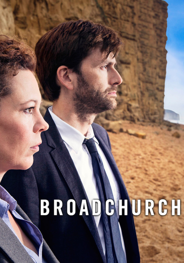 Broadchurch saison 2 - affiche