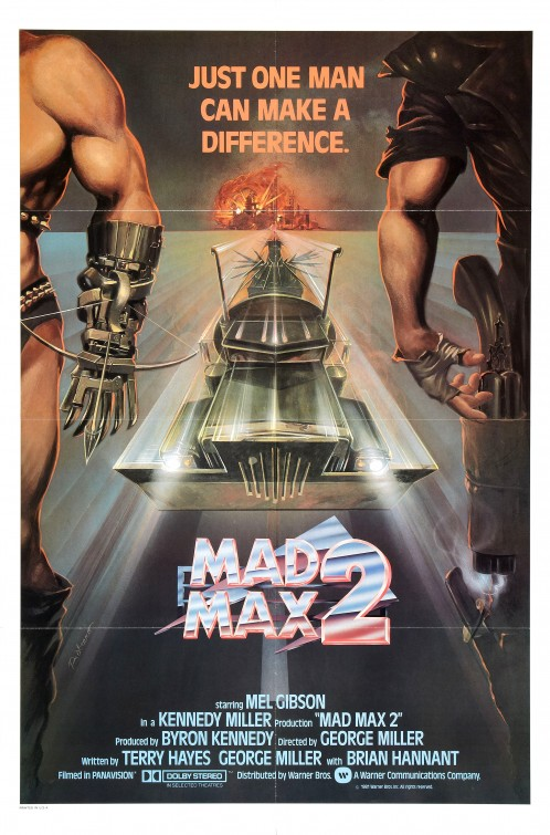 Mad Max 2 - affiche