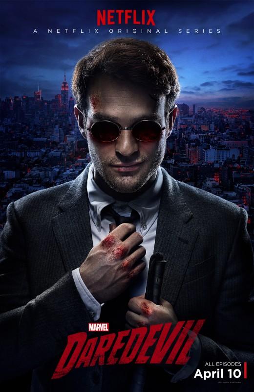 Daredevil - affiche
