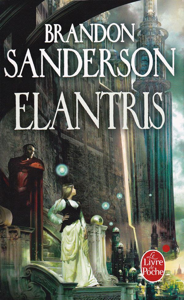 Elantris - Sanderson
