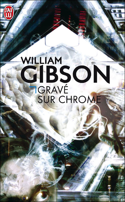 Gravé sur chrome - Gibson