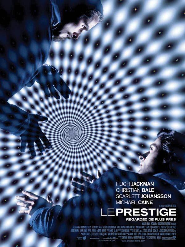 Le prestige - affiche