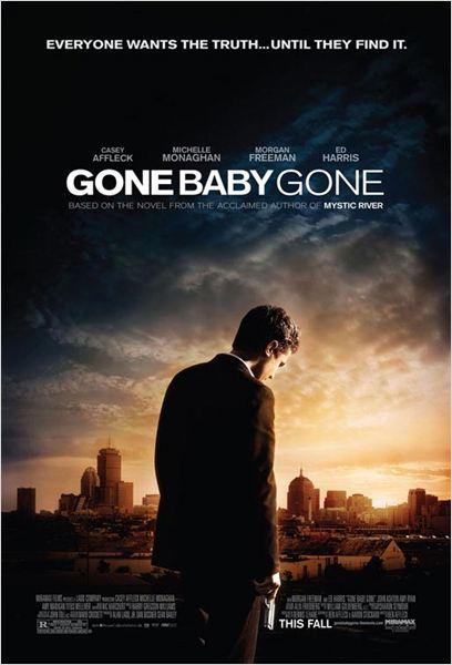Gone baby gone - affiche
