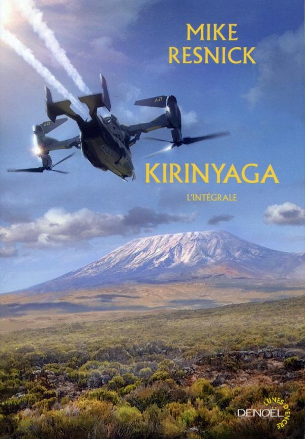 Kirinyaga - Resnick - couverture