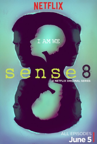 Sense8 - affiche