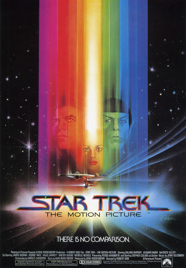 Star Trek I le film - affiche