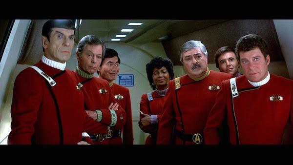 Star Trek II La colère de Khan 01