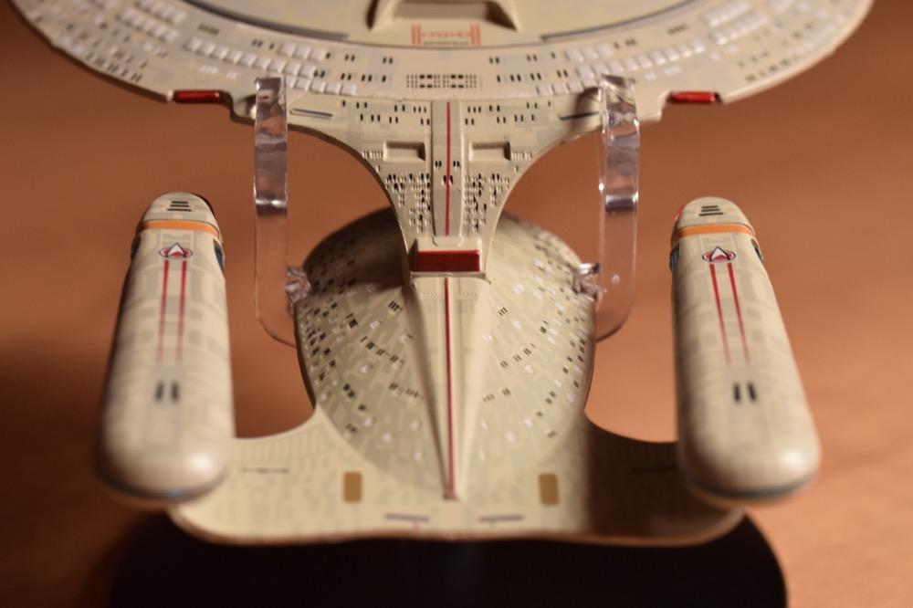 Vaisseaux Star Trek - Enterprise-D - 04