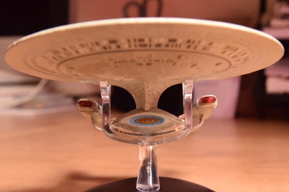 Vaisseaux Star Trek - Enterprise-D - 05