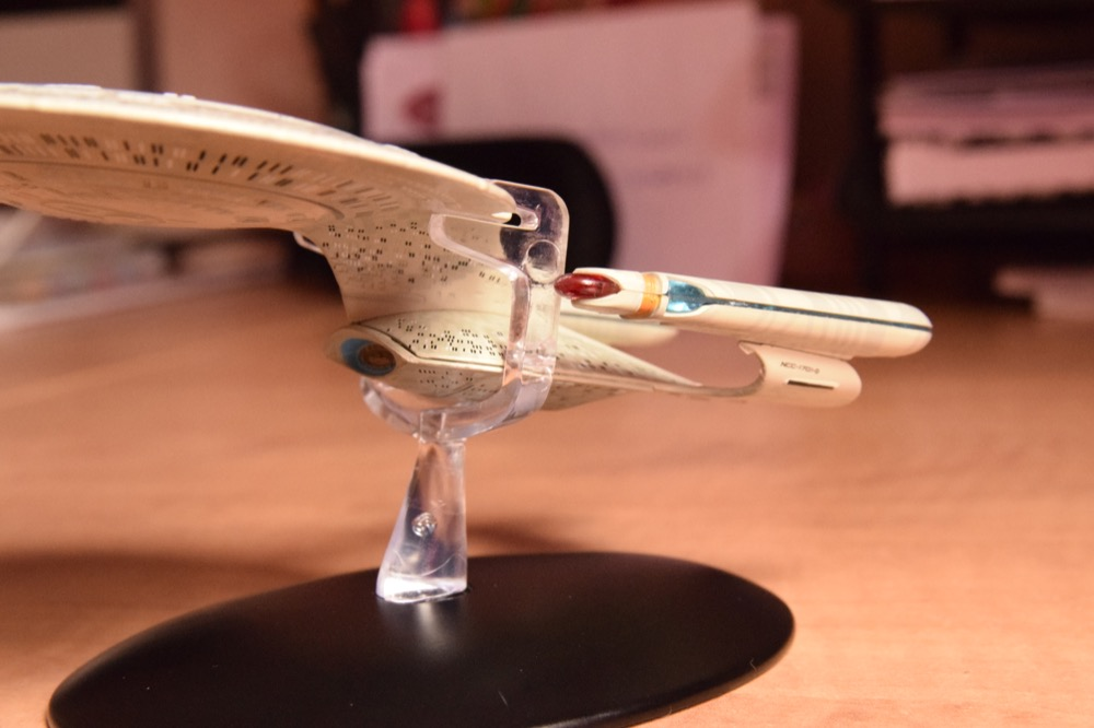 Vaisseaux Star Trek - Enterprise-D - 06