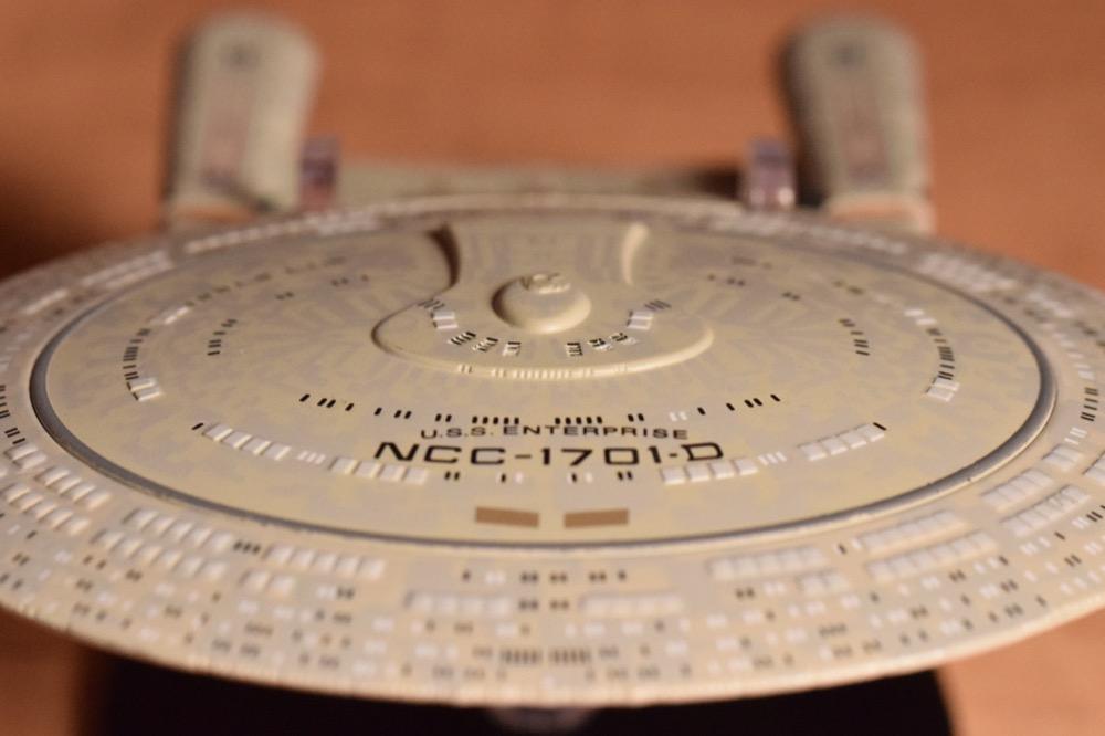 Vaisseaux Star Trek - Enterprise-D - 09