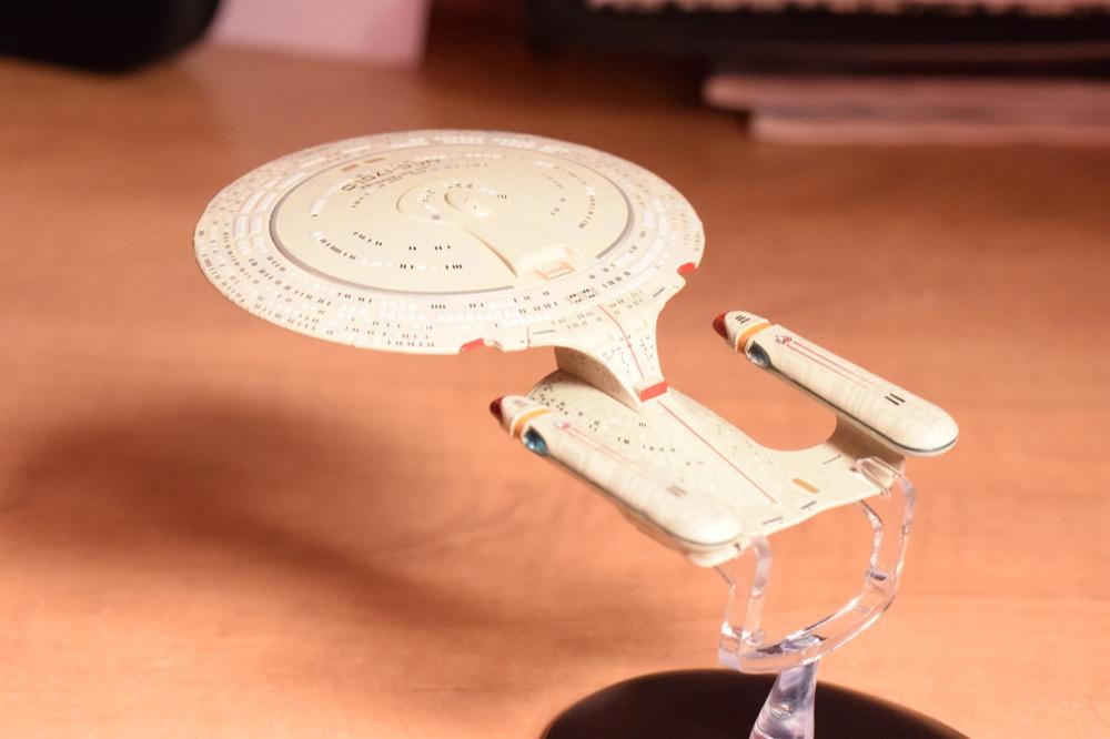 Vaisseaux Star Trek - Enterprise-D - 12