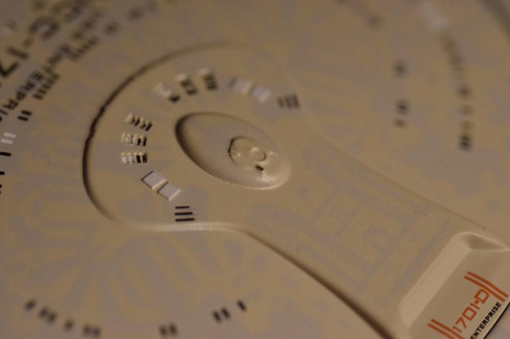 Vaisseaux Star Trek - Enterprise-D - 13