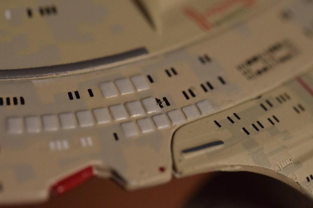 Vaisseaux Star Trek - Enterprise-D - 15
