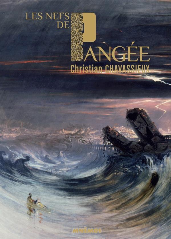 Les nefs de Pangée - Chavassieux - couverture