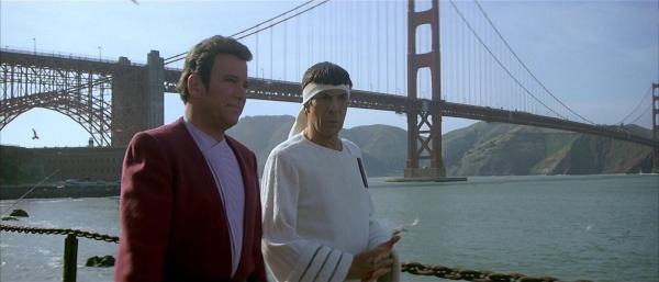 Star Trek IV - Retour sur Terre - 01