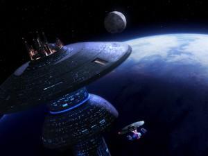Star Trek - The Next Generation - saison 1 - 01